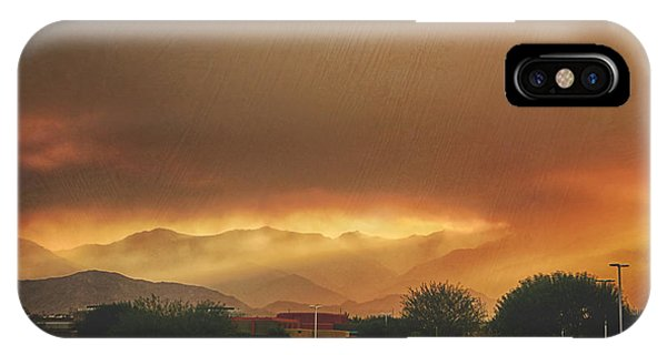 Distant iPhone Case - Signs by Laurie Search