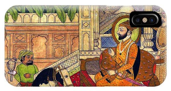Sikh Guru IPhone Case
