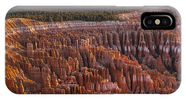 Silent City - Bryce Canyon IPhone Case