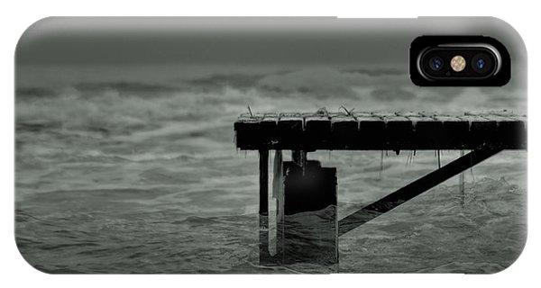 Peaceful Pier IPhone Case