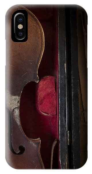 Silent Sonata IPhone Case