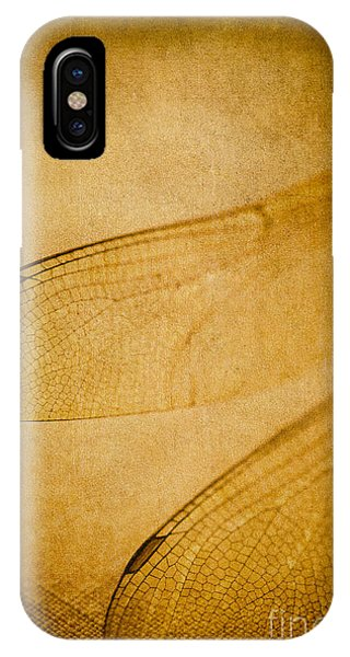 Silent Wings IPhone Case