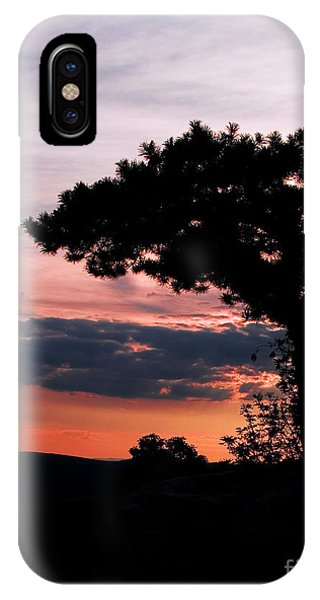 Silhouette IPhone Case