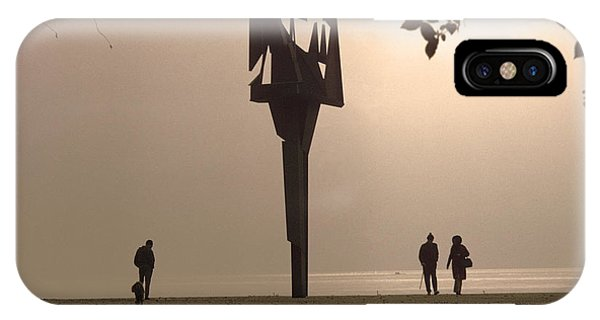 Silhouettes I IPhone Case