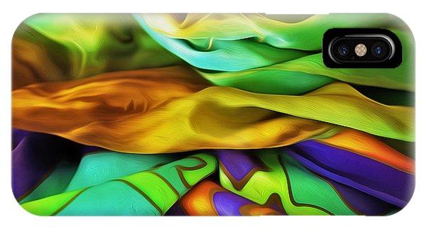 iPhone Case - Silken by Nancy Marie Ricketts