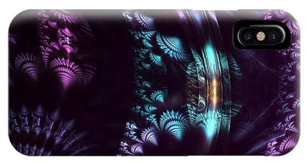 Silken Patterns IPhone Case