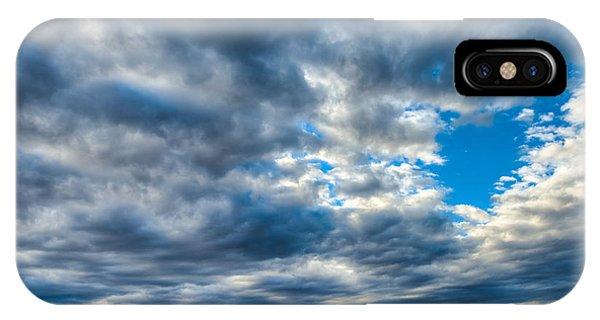 Silo Under Big Palouse Sky Phone Case by Chris McKenna