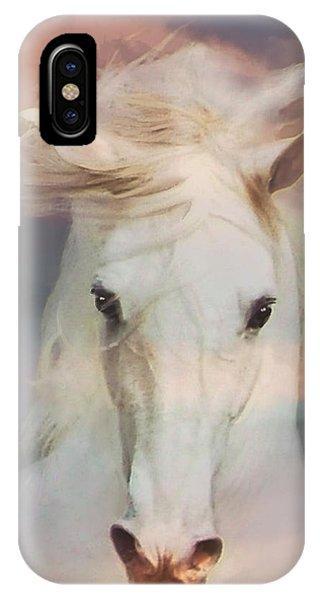 Silver Boy IPhone Case