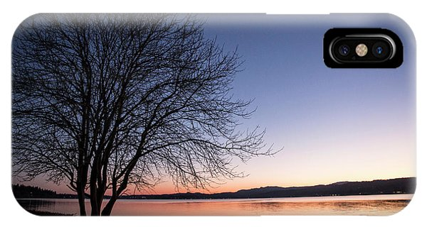 Deciduous iPhone Case - Silverdale, Washington State by Jolly Sienda
