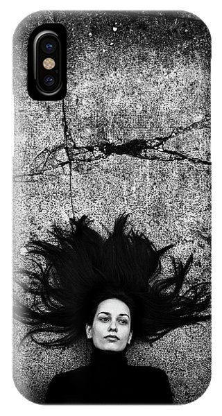 Hair iPhone Case - Silvia by Vedran Vidak