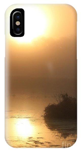 Simple Sunrise IPhone Case