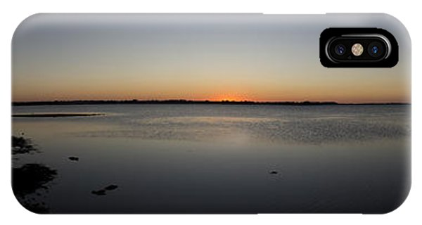Simple Sunset Phone Case by Michael James