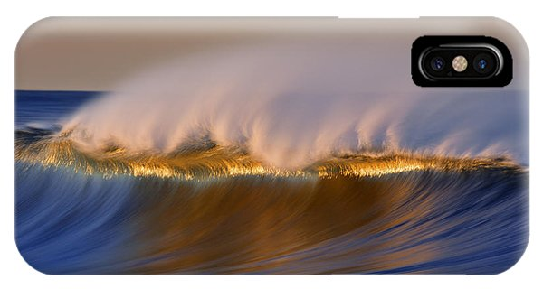 Simple Wave  Mg_4356 IPhone Case