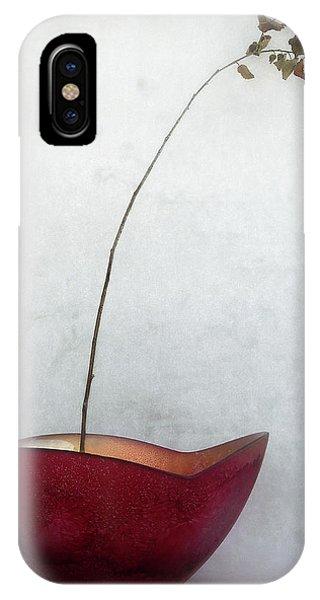 Branch iPhone Case - Simplified by Jeffrey Hummel
