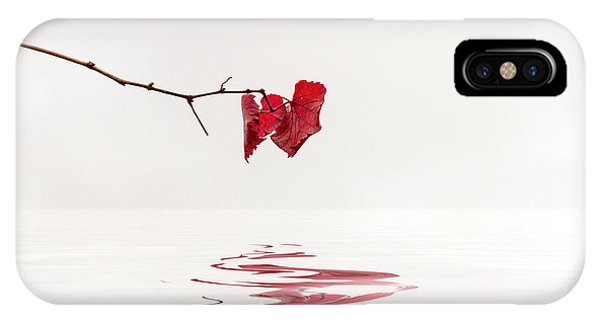 Simply Leaves IPhone Case