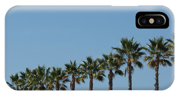 Simply Palms IPhone Case