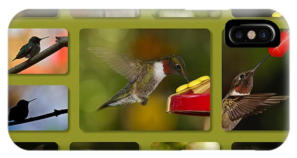 IPhone Case featuring the photograph Simply Sipping by Robert L Jackson
