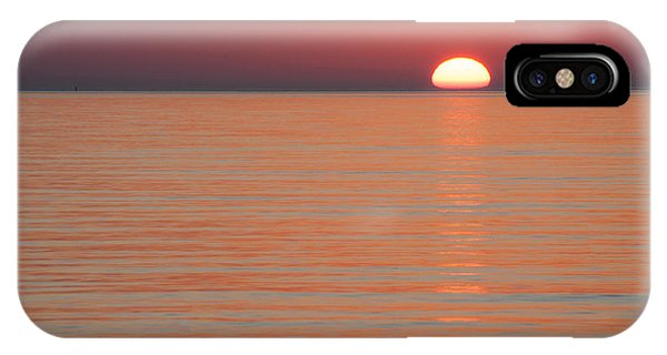 Simply Sunset IPhone Case