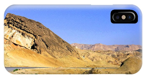 Sinai Desert  IPhone Case