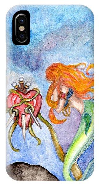 Sindaria Of The Seven Sorrows  IPhone Case
