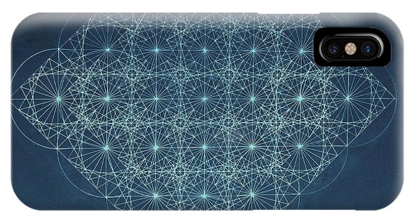 Fractal iPhone Case - Sine Cosine And Tangent Waves by Jason Padgett