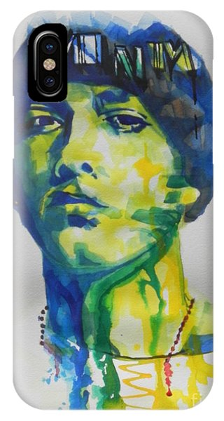 Rapper  Eminem IPhone Case