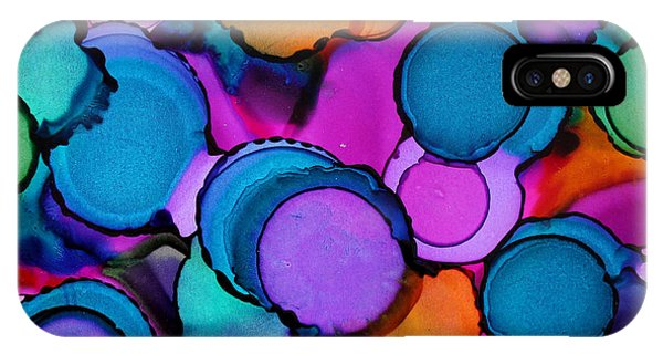 Single Touch Phone Case by Kim Thompson