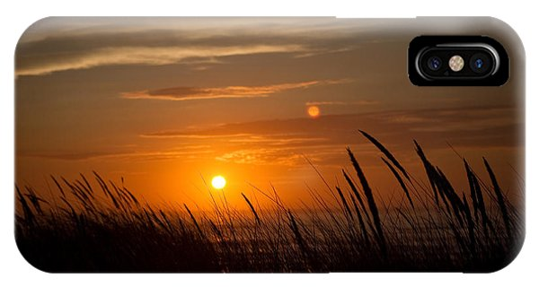 Sinking Sun IPhone Case