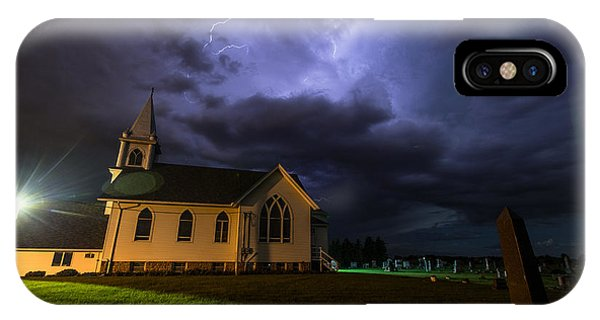 Lutheran iPhone Case - Sinners Welcome by Aaron J Groen