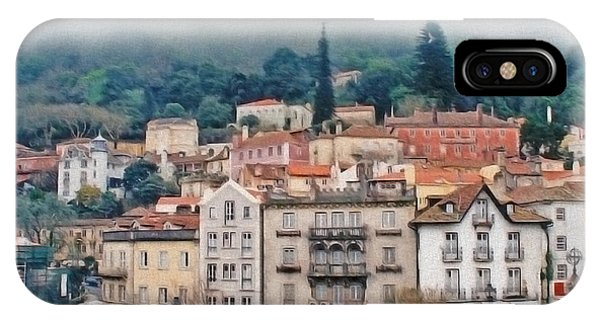 Sintra Townscape IPhone Case