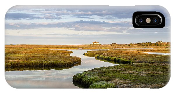 Sippewissett Marsh IPhone Case