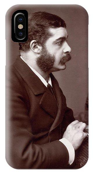 Sir Arthur Seymour Sullivan IPhone Case