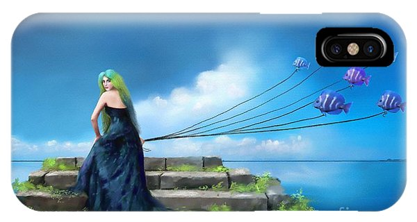 Sirens Lure IPhone Case