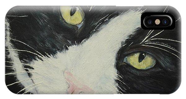 Sissi The Cat 1 IPhone Case