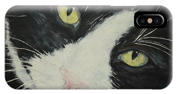 Sissi The Cat 1 IPhone Case