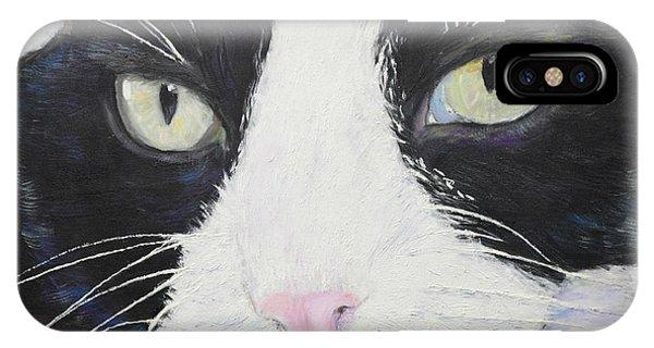Sissi The Cat 2 IPhone Case