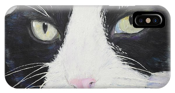 Sissi The Cat 2 IPhone Case