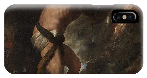 Sisyphus IPhone Case