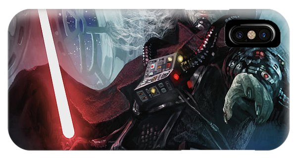 Sith Cultist IPhone Case