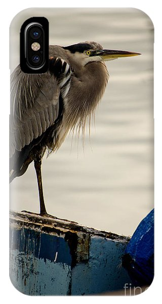 Sittin' On The Dock Of The Bay IPhone Case