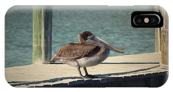Sitting On The Dock Of The Bay IPhone Case