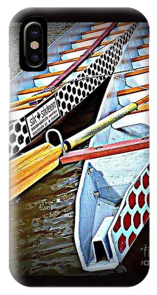 Six Sixteen Dragon Boat IPhone Case