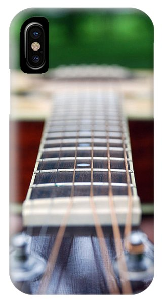 Six String Music IPhone Case