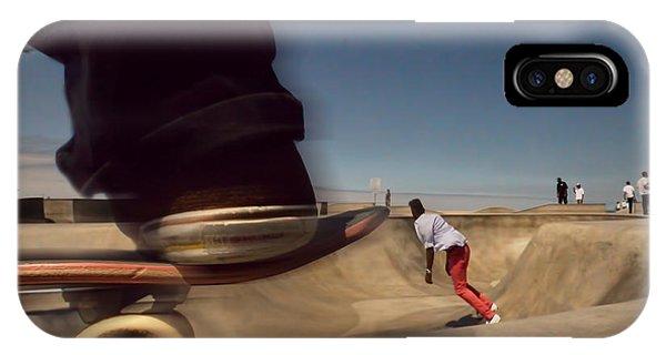 Skate Board Park IPhone Case