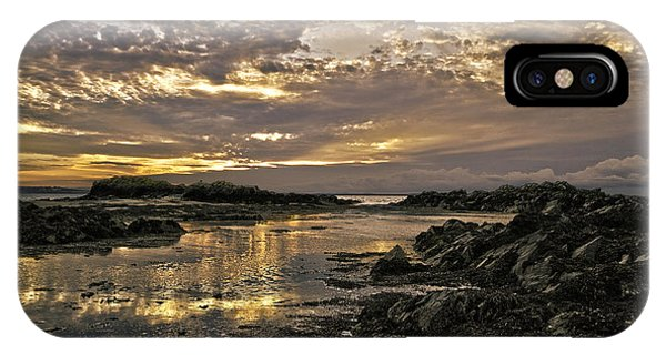 Skerries Sunset IPhone Case