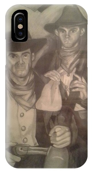 Sketch For Billy IPhone Case