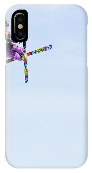 Ski X IPhone Case