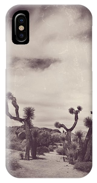 Skies May Fall IPhone Case