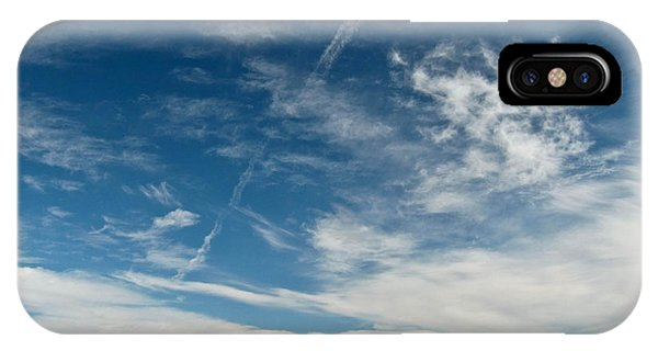 Skies The Limit IPhone Case