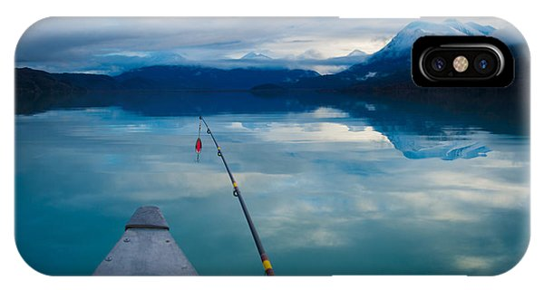 Skilak Lake IPhone Case